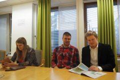 MEOLin hallituksen METO koulutus & Vuoden Metsäopettaja 2017